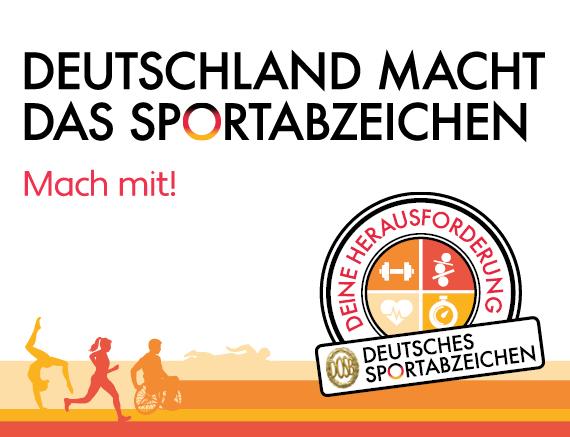 Sportabzeichen beim Friedrichstädter Turnverein